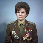 Valentina Vladimirovna Tereşkova