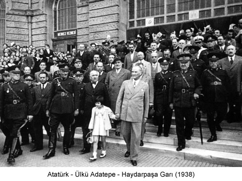 Recep Tayyip Erdoğan biyografi