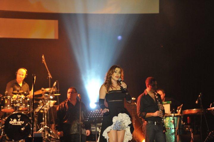 Funda Arar Sahne Fotoğrafı