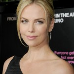 Charlize Theron at Young Adult Premiere