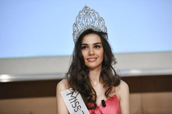2013 yılında katıldığı Miss Turkey'de Türkiye Güzeli