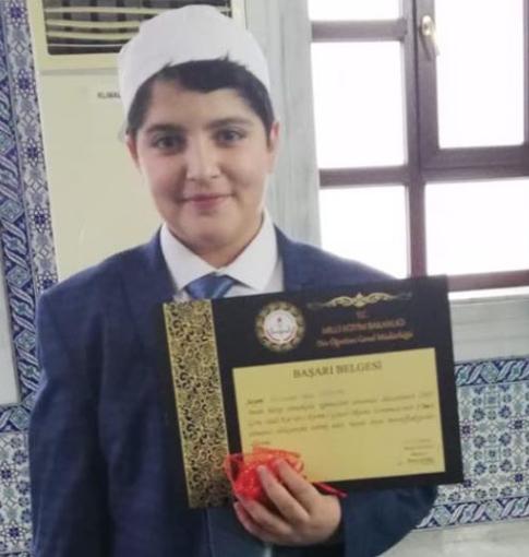 Muhammed-Yahya-Yıldızhan-Kuran